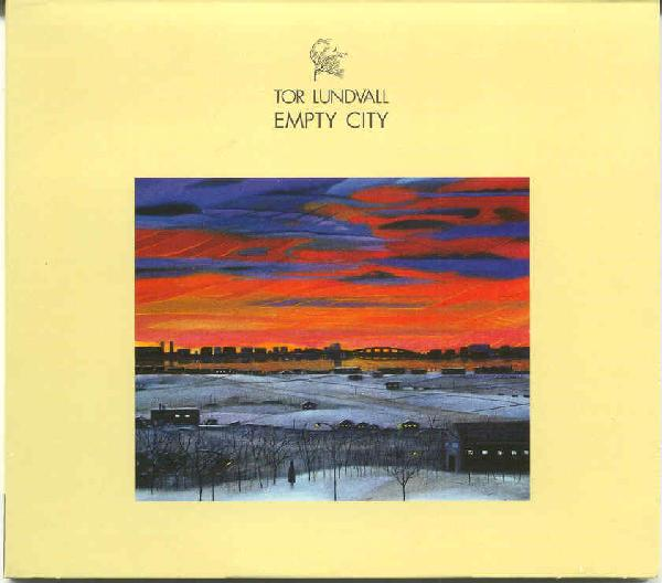 Empty City by LUNDVALL,TOR album cover