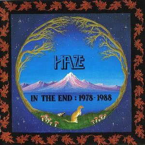 Haze In The End album cover