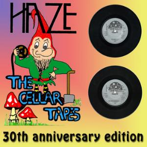 The Cellar Tapes 30th Anniversary Edition by HAZE album cover