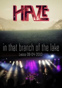 Haze - In That Branch Of The Lake (DVD) CD (album) cover
