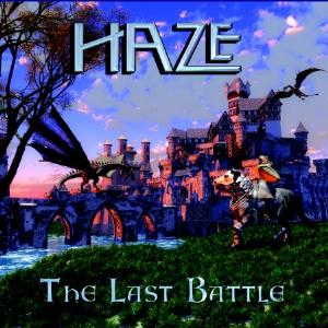 Haze The Last Battle album cover