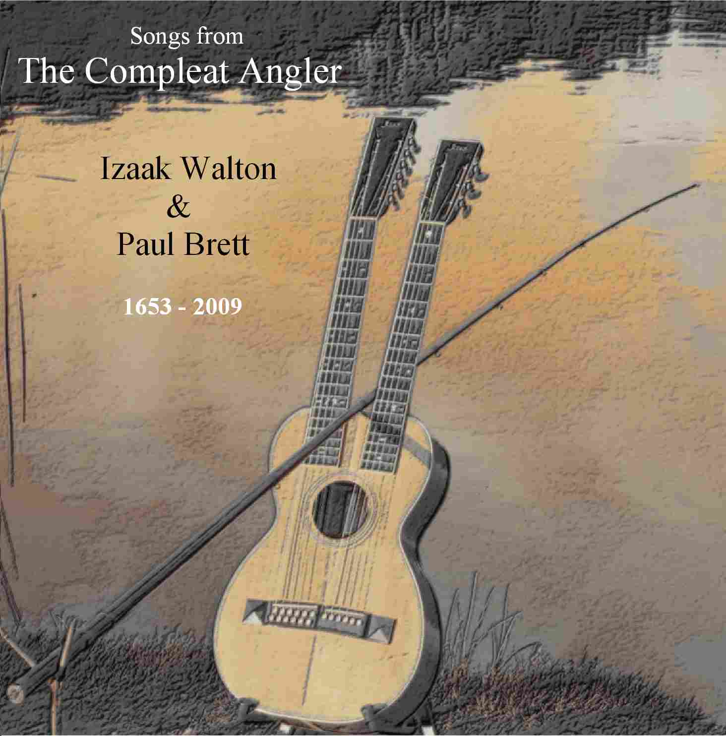 Paul Brett Songs from the Compleat Angler album cover