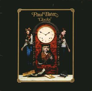 Paul Brett - Clocks CD (album) cover