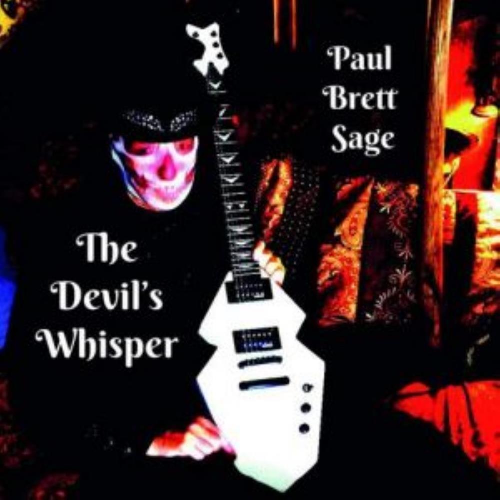 The Devil's Whisper by BRETT, PAUL album cover
