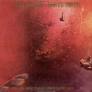 Paul Brett Earth Birth album cover