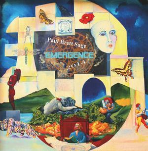 Emergence by BRETT, PAUL album cover