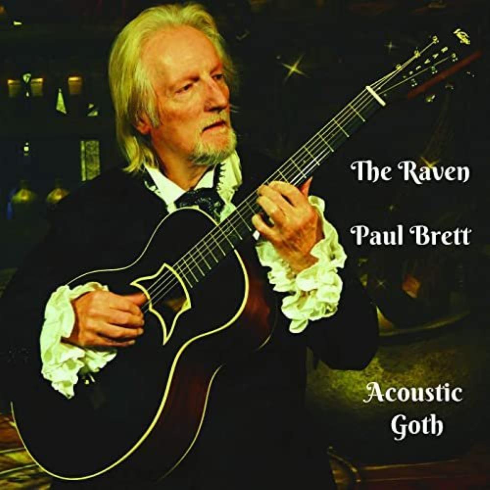 The Raven (Acoustic Goth) by BRETT, PAUL album cover