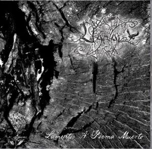 Uaral - Lamentos A Poema Muerto CD (album) cover