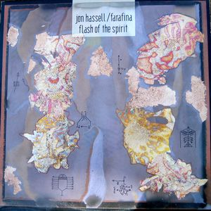 Jon Hassell Flash Of The Spirit (with  Farafina ) album cover