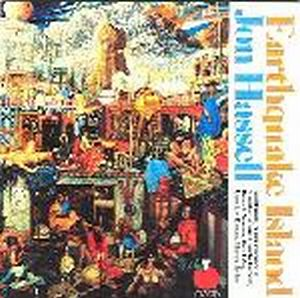 Jon Hassell - Earthquake Island CD (album) cover