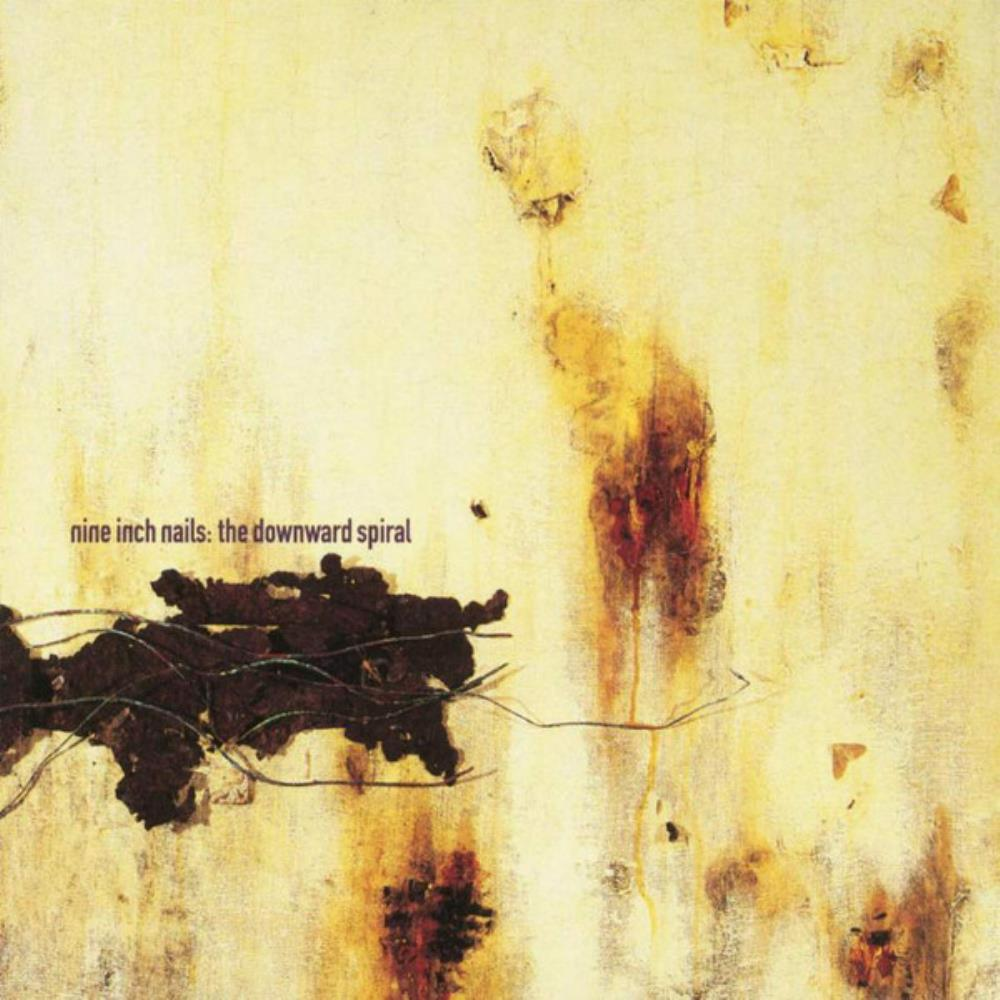 Nine Inch Nails - The Downward Spiral CD (album) cover