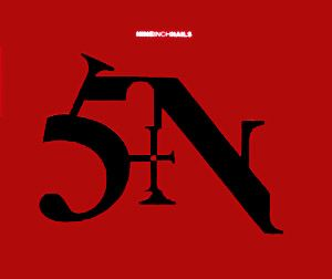 Sin by NINE INCH NAILS album cover