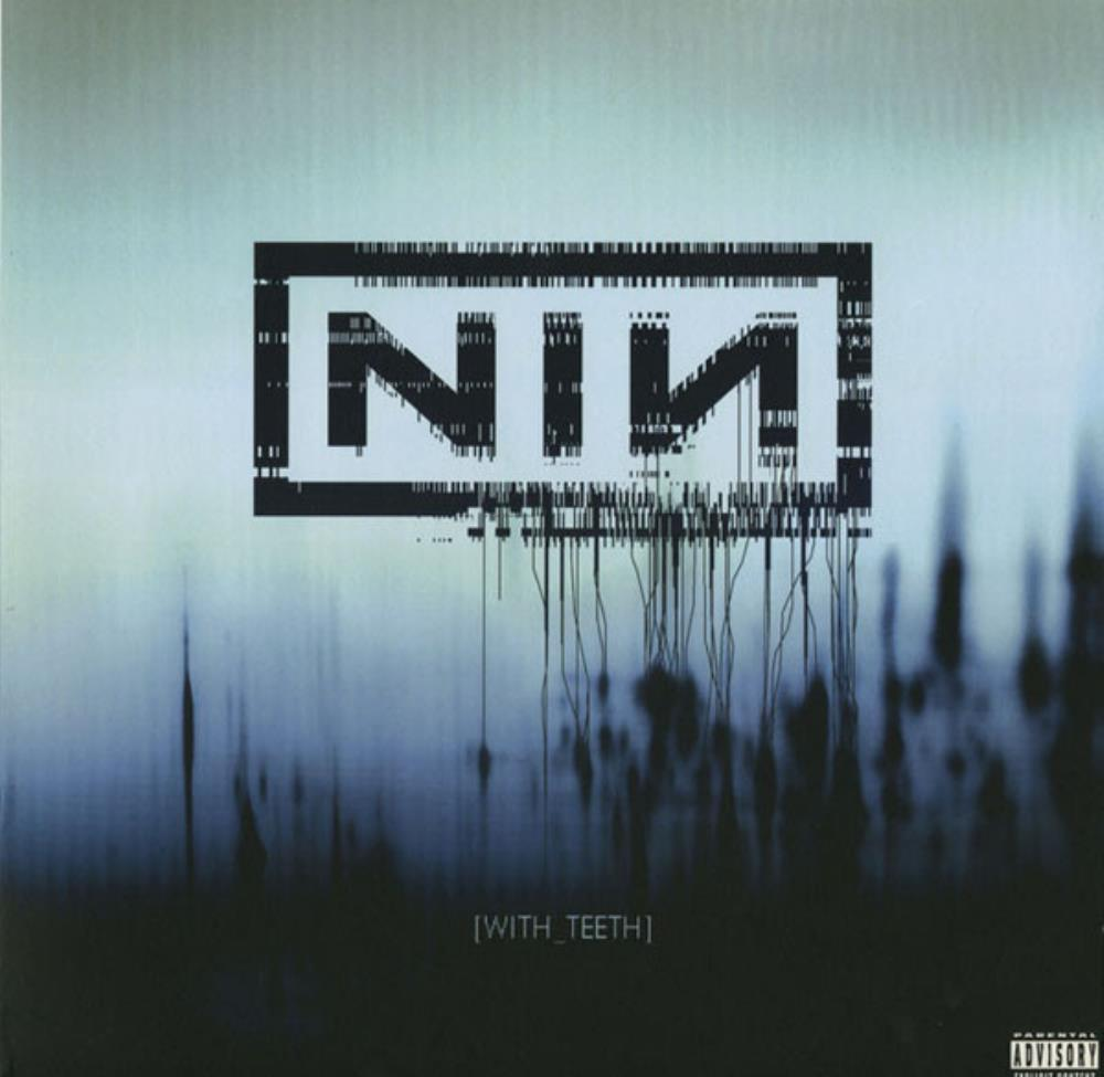 With Teeth by NINE INCH NAILS album cover