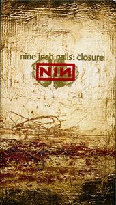 Nine Inch Nails Closure album cover