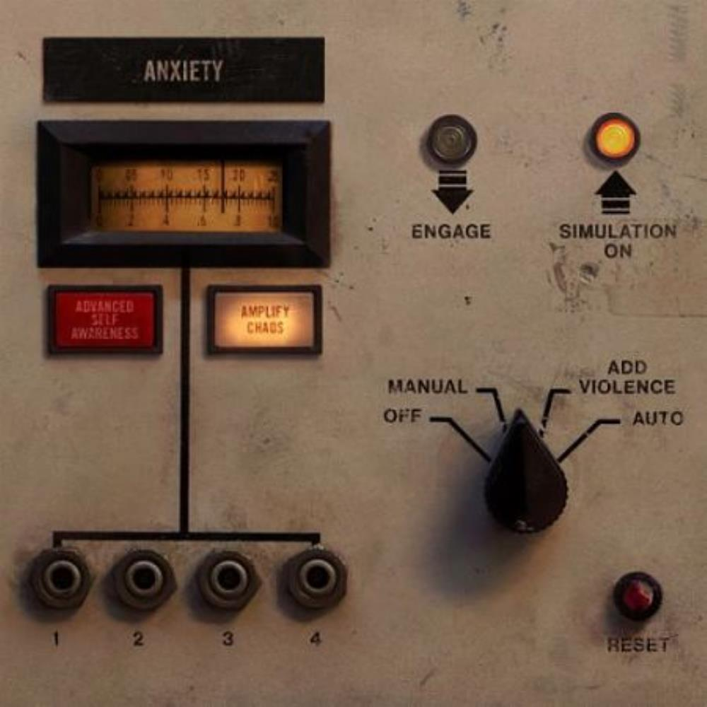 Nine Inch Nails Add Violence album cover
