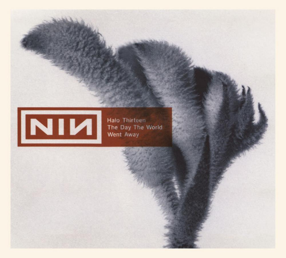 The Day the World Went Away by NINE INCH NAILS album cover