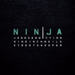 Nine Inch Nails NINJA tour sampler album cover