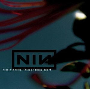 Nine Inch Nails Things Falling Apart album cover