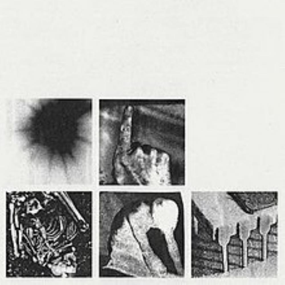 Bad Witch by NINE INCH NAILS album cover