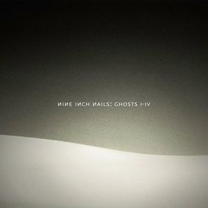 Nine Inch Nails Ghosts I-IV album cover