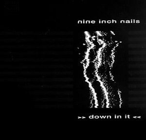 Nine Inch Nails Down In It album cover