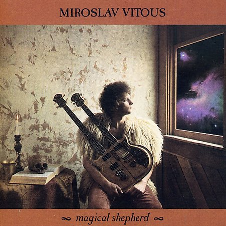 Miroslav Vitous - Magical Shepherd CD (album) cover