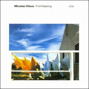Miroslav Vitous First Meeting album cover