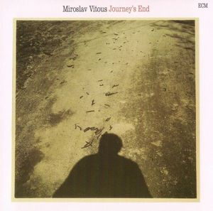 Miroslav Vitous Journey's End album cover