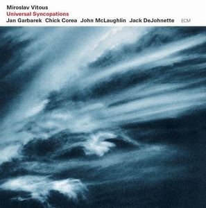 Miroslav Vitous - Universal Syncopations CD (album) cover