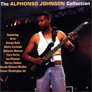 Alphonso Johnson Collection album cover