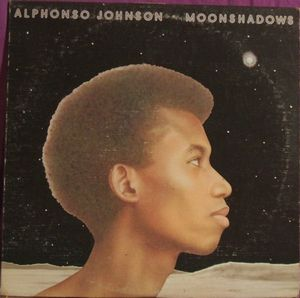 Alphonso Johnson - Moonshadows CD (album) cover