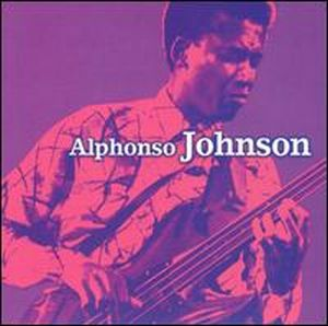 Alphonso Johnson Guitar & Bass album cover