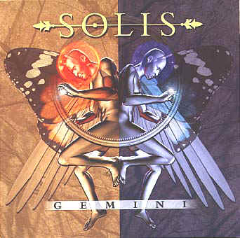 Solis - Gemini CD (album) cover