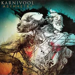 Karnivool - Asymmetry CD (album) cover