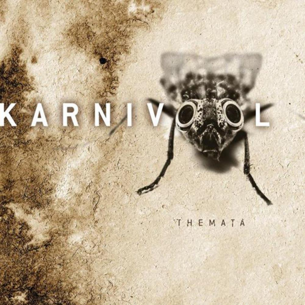 Karnivool - Themata CD (album) cover
