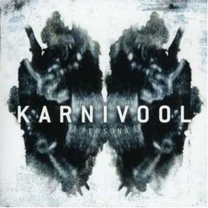 Karnivool - Persona CD (album) cover