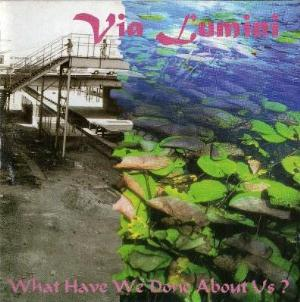 Via Lumini What Have We Done About Us  album cover