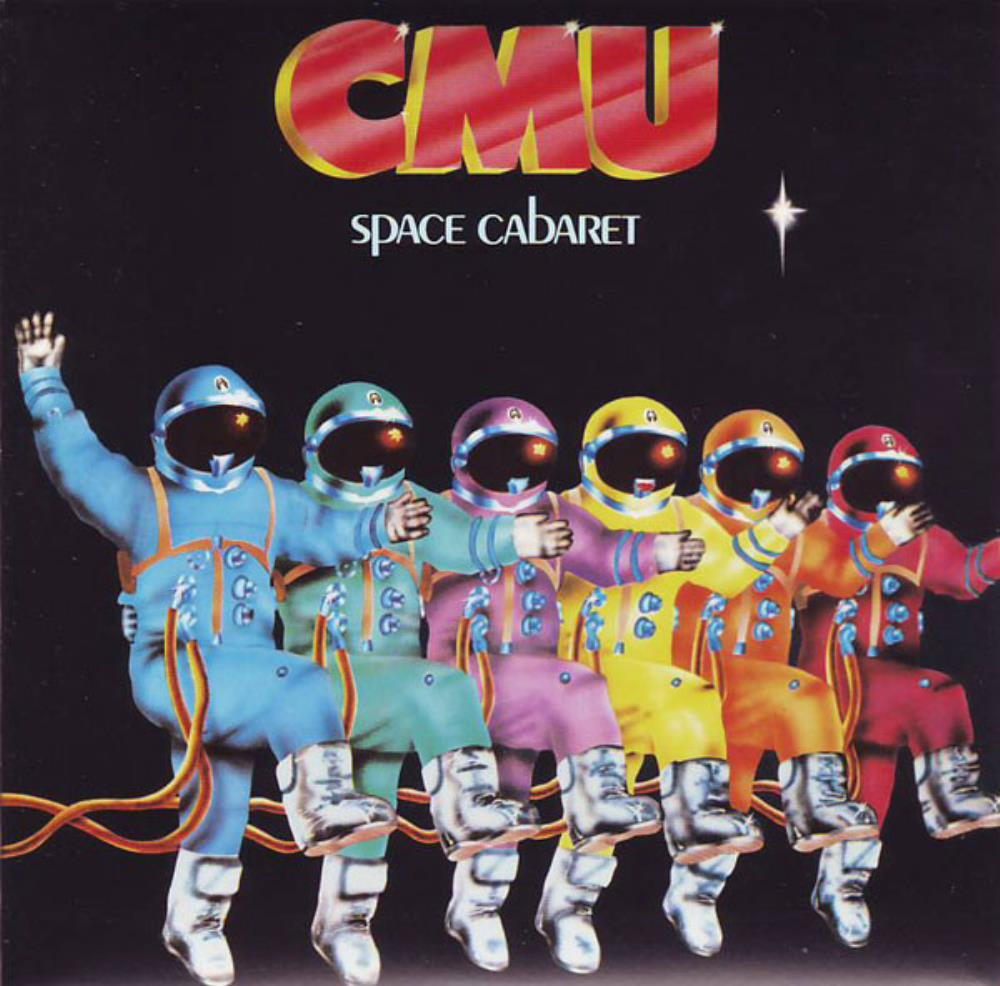 CMU Space Cabaret album cover