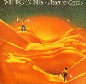 Wilding/Bonus - Pleasure Signals CD (album) cover