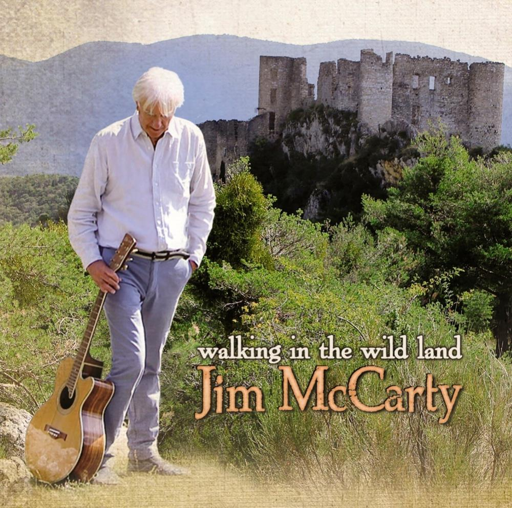 Walking In The Wild Land by MCCARTY, JIM album cover