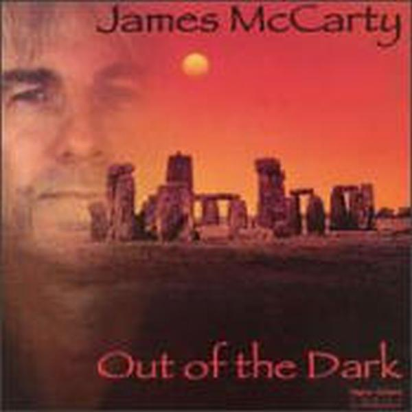 James (Jim) McCarty - Out Of The Dark CD (album) cover