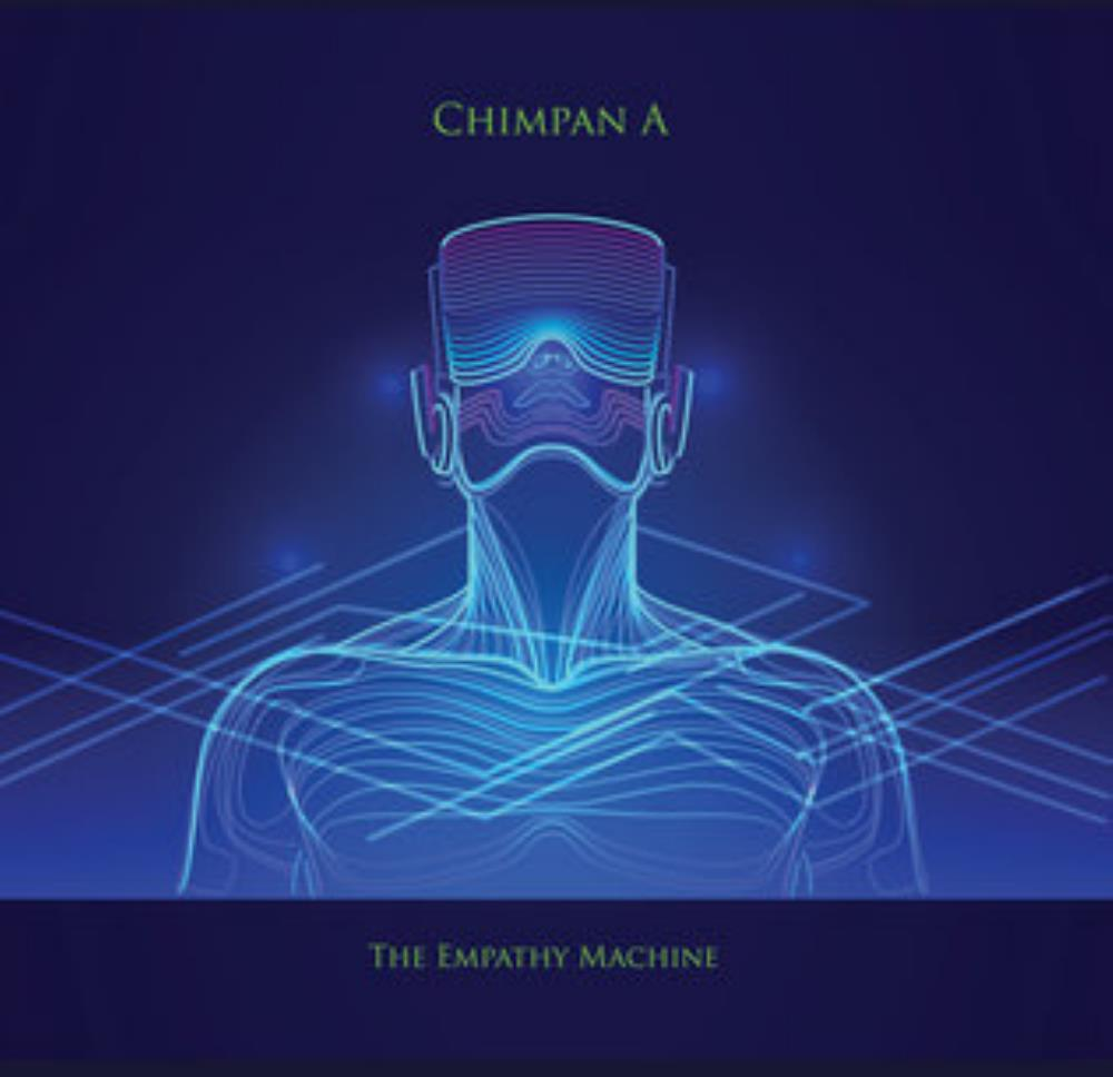 The Empathy Machine by CHIMPAN A album cover