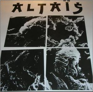 Alta�s - Alta�s CD (album) cover