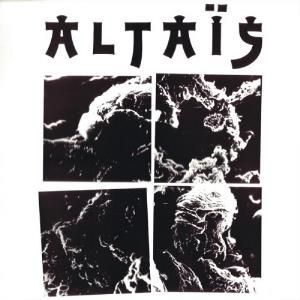 Altaïs - Altaïs CD (album) cover