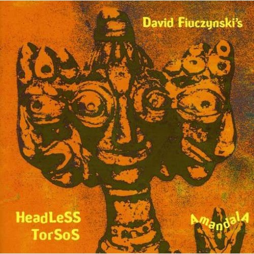 David Fiuczynski - Amandala (as David Fiuczynski's Headless Torsos ) CD (album) cover