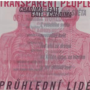Pavel Fajt Chadima / Fajt - Pruhledni lide (Transparent People) album cover