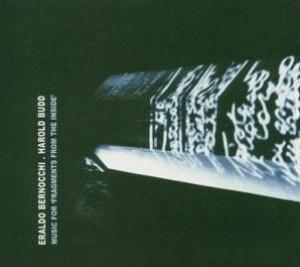Harold Budd - Music for 'Fragments from the Inside' CD (album) cover