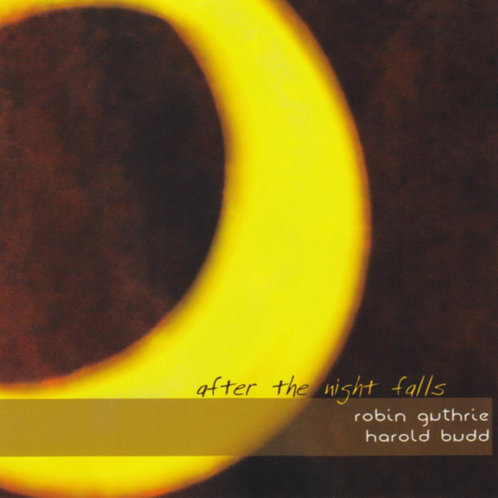 Robin Guthrie & Harold Budd: After The Night Falls by BUDD, HAROLD album cover