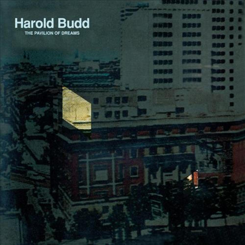 Harold Budd The Pavilion Of Dreams album cover