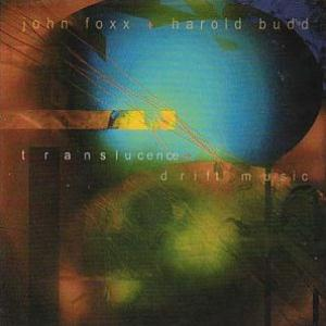 Harold Budd - Translucence - Drift Music CD (album) cover